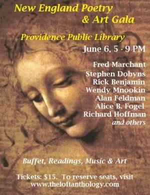 NE Poetry & Art Gala Flyer A